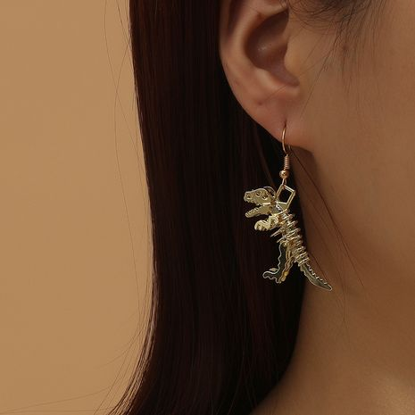 fashion  creative exaggerated alloy earrings  NHKQ265110's discount tags