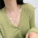 new baroque freshwater pearl necklace  NHYQ265203