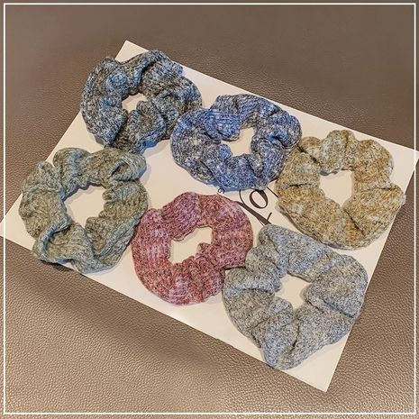 Scrunchies de pelo de moda coreana simple al por mayor NHOF265304's discount tags
