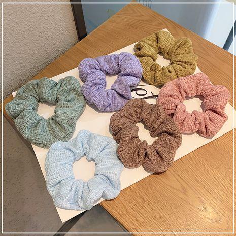 Coréen D word large anneau de cheveux haute couleur élastique chouchous NHOF265305's discount tags