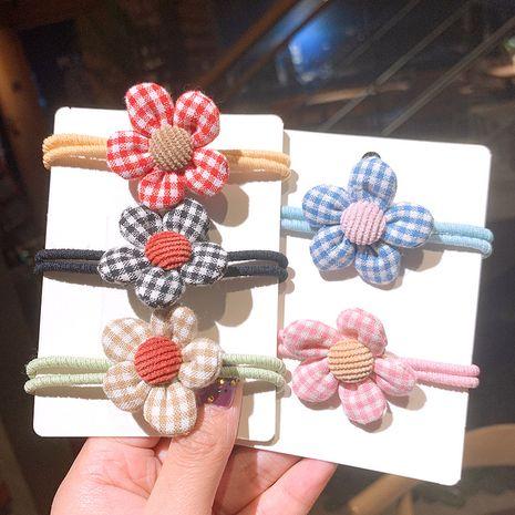 corde à cheveux simple coréenne jolie fleur NHSA265328's discount tags
