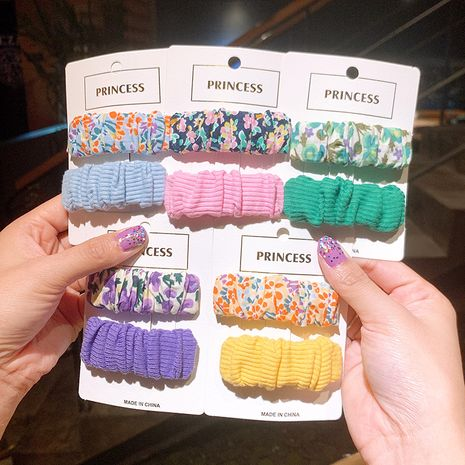 Koreanisches süßes kleines Haarnadel-Set NHSA265329's discount tags