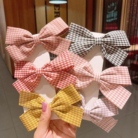 Korean bow fashion hairpin  NHSA265334's discount tags