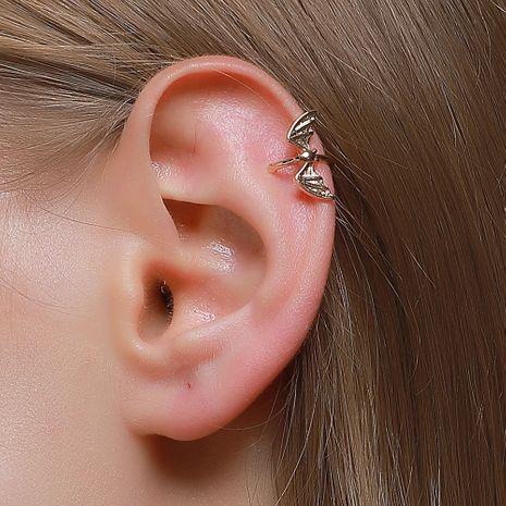 Clips d'oreille de chauve-souris rétro Halloween NHDP265348's discount tags