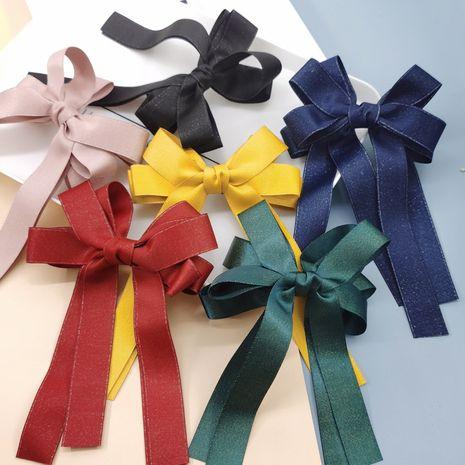 cute ribbon three-dimensional big butterfly bow ribbon hairpin  NHDQ265440's discount tags