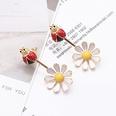 NHLJ1160531-Daisy-Ladybug-Stud-Earrings