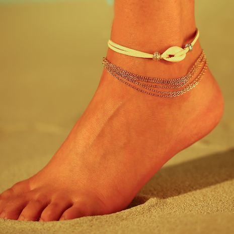 hot sale new simple  anklet NHMD265475's discount tags