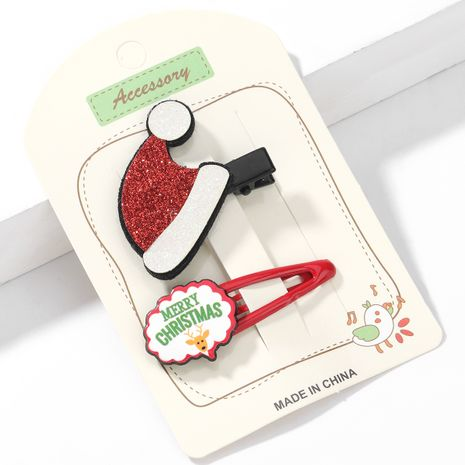Englische Weihnachtsmütze bb Clip NHJE265543's discount tags