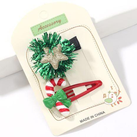 farbige Kugeln Sterne Harz Weihnachtsrohr Haarnadel NHJE265557's discount tags