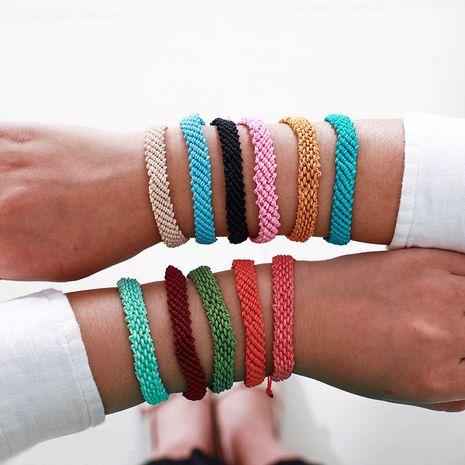 bracelet de couleur à larges côtés de style ethnique NHGY265574's discount tags