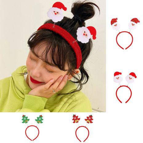 Weihnachtsbaum Kopfbedeckung Santa Stirnband Großhandel NHPJ265627's discount tags