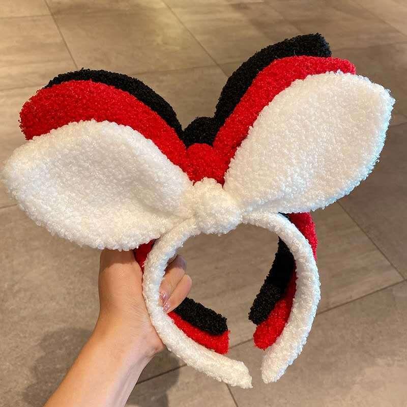 Cute plush bunny rabbit ears headband  NHDQ265637