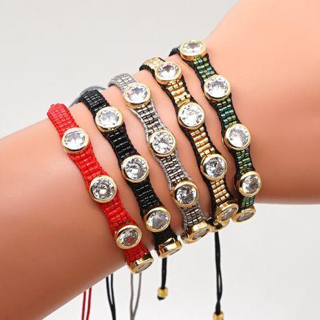 Miyuki new fashion simple  bracelet  NHGW265641's discount tags