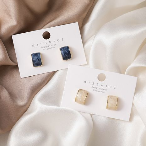 Korean retro fashion earrings  NHMS265824's discount tags