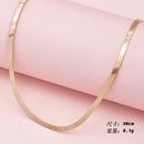 fashion  simple womens necklace  NHAJ265868