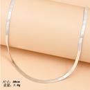 fashion personality simple womens necklace  NHAJ265875