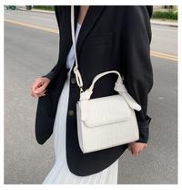 nuevo bolso de mensajero de patrón de cocodrilo salvaje de moda coreana NHRU265902