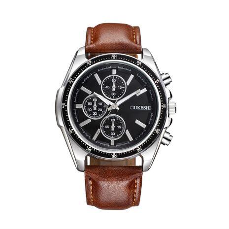 fashion  big dial waterproof quartz men's watch  NHSS265919's discount tags