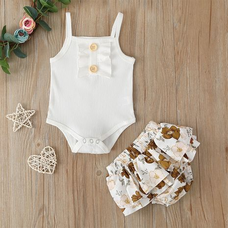 new fashion suit printing multi-style casual baby clothing wholesale NHLF265986's discount tags