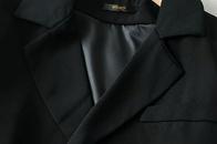 Grohandel neuer Herbst ZweiKnopfDamenKurzblazer mit hoher Taille NHAM266026