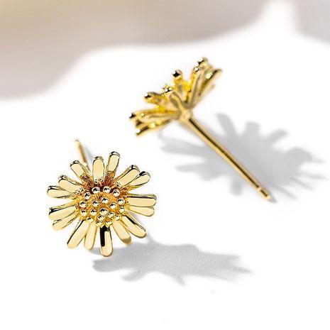 Boucles d'oreilles fantaisie à pampilles et fleurs NHPP266666's discount tags