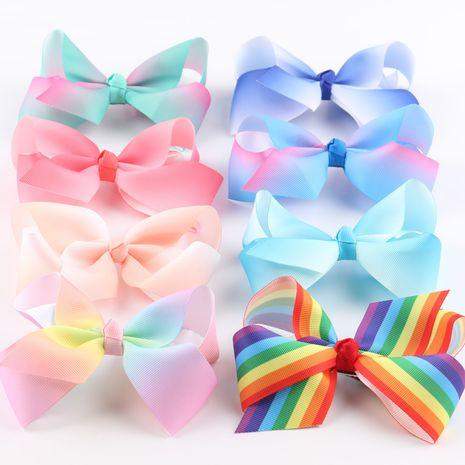 Children's Bow Duckbill Clip  NHDM266721's discount tags