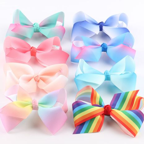 Children's Bow Duckbill Clip  NHDM266721's discount tags