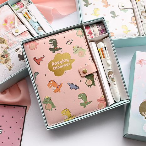 creative hand ledger set notebook NHHE266894's discount tags