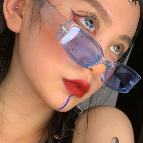 candy color new hip-hop style retro sunglasses  NHKD266923's discount tags