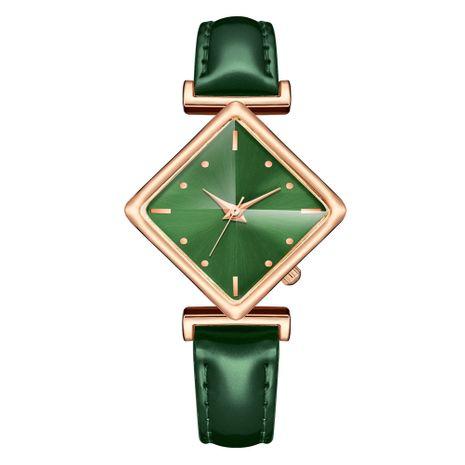 Reloj brillante de la correa de las señoras del cuarzo del dial del diamante de la muñeca del cinturón de moda NHSY266972's discount tags