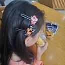 cute simple broken hair bb clip NHDI267013