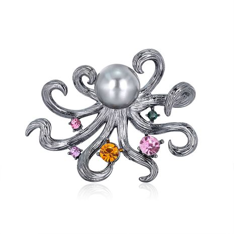new fashion personality octopus octopus brooch  NHDR267274's discount tags