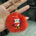 NHDI1170292-Christmas-penguin-Golden-single-circle