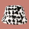 NHTQ1171134-Spotted-plush-fisherman-hat-M-(56-58cm)
