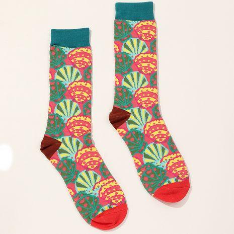 Mode neue Flut Retro chinesische nationale Gezeiten Rohr Socken NHNU267327's discount tags