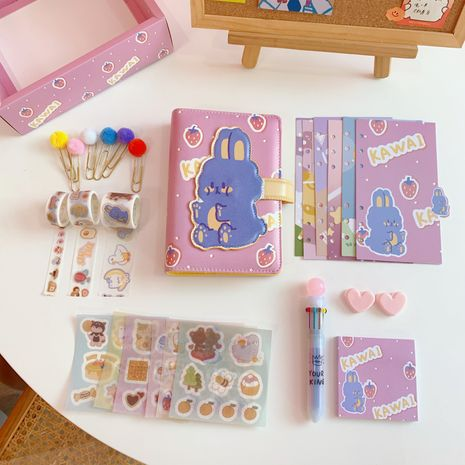 Korean account book gift box set  NHZE267040's discount tags