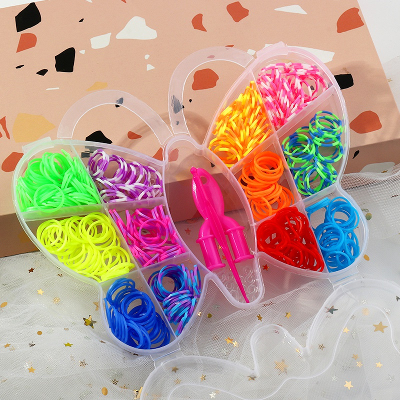Rainbow Color Children's Creative Material NHNU280600