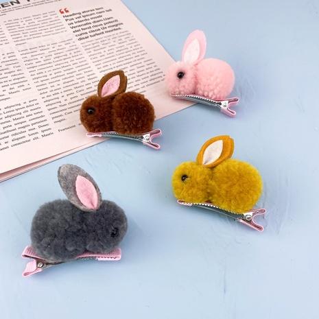 Horquilla de conejo de dibujos animados lindo coreano NHCU280696's discount tags