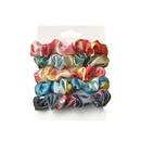 floral large intestine hair rope set NHOF280908