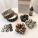 dot pattern hair ring headband NHOF280911