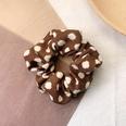 NHOF1249583-5polka-dot-hair-ring-brown