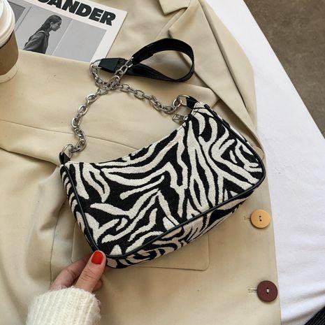 new trendy fashion wild one-shoulder underarm bag  NHRU281321's discount tags