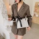 new trendy  fashion wild  large capacity messenger bag NHRU281322