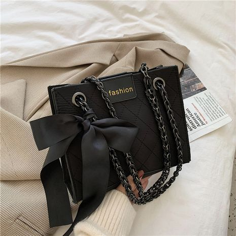 new trendy fashion wild large-capacity one-shoulder underarm bag  NHRU281329's discount tags