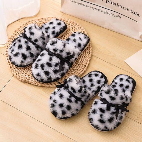 nuevas zapatillas de mujer con estampado de leopardo NHPE281562's discount tags