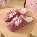 new fashion cotton  rabbit fur  slippers  NHPE281588