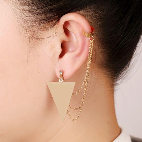 Quaste personalisierte Ohrringe NHYE281799's discount tags