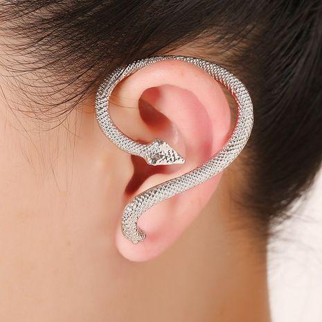 boucles d'oreilles fantaisie en forme de serpent NHYE281801's discount tags