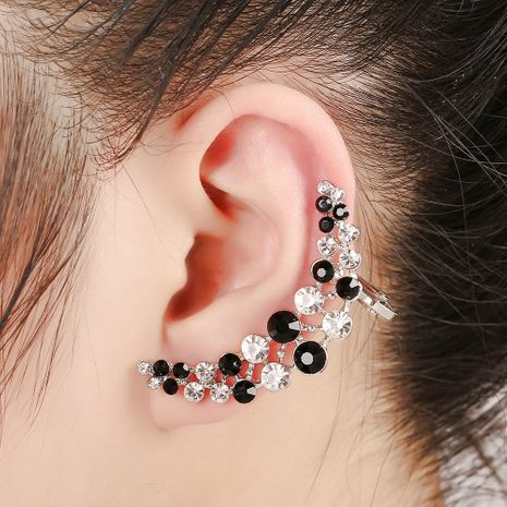 Bohemian full diamond big crystal earrings NHYE281813's discount tags