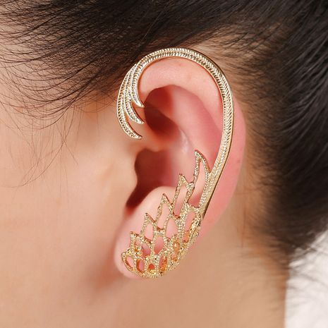 punk fashion hollow earrings  NHYE281814's discount tags